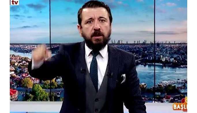 Akit TV sunucusu'ndan skandal ifadeler Sivil öldürecek olsak Cihangir'den başlarız