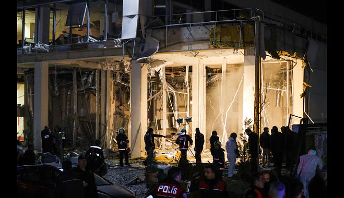 Ankara'daki patlamada 'bomba düzeneği' bulgusu