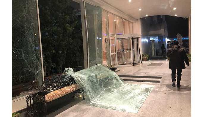 Ankara meydana gelen patlamada sabotaj ihtimali