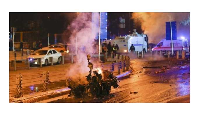 Beşiktaş saldırısı davasında 1 kişi tutuklandı
