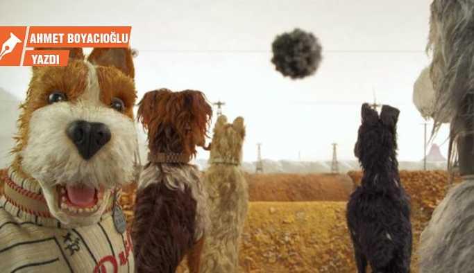 Büyümüş çocuklar için bir film: Köpekler Adası