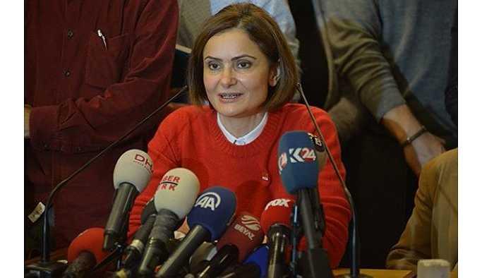 CHP İstanbul İl Başkanı Kaftancıoğlu kurultay kararını açıkladı