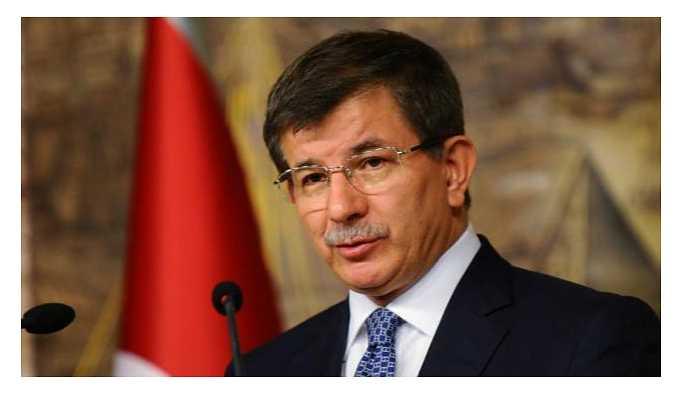 """Davutoğlu; """"Suriye'yle ilgili hiçbir pişmanlığım yok''"""