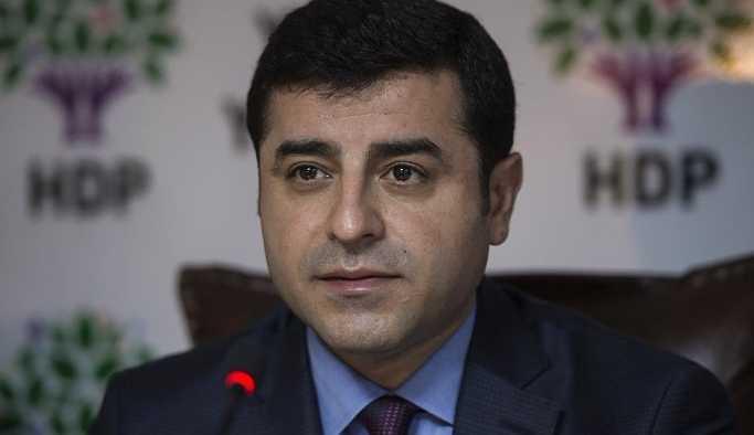 Demirtaş, tutuklu yargılandığı dava için Ankara'ya getirildi.