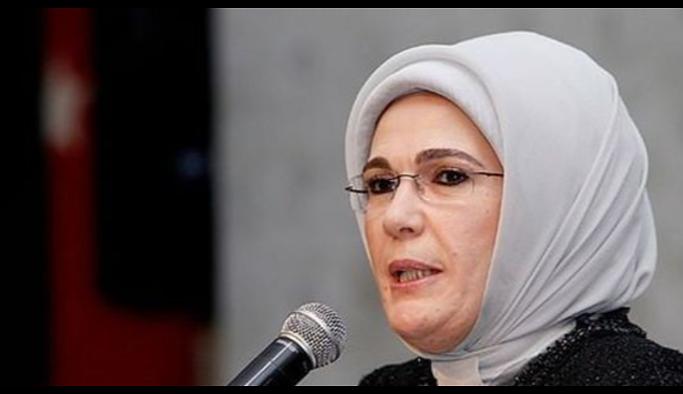 Emine Erdoğan: Yer kürenin bir devrime ihtiyacı var