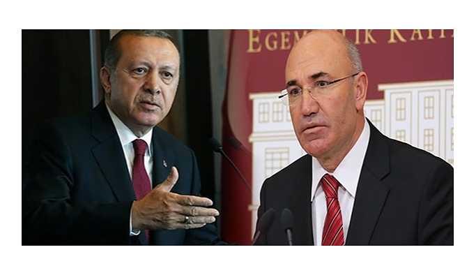 Erdoğan, CHP'li Mahmut Tanal hakkında suç duyurusunda bulundu