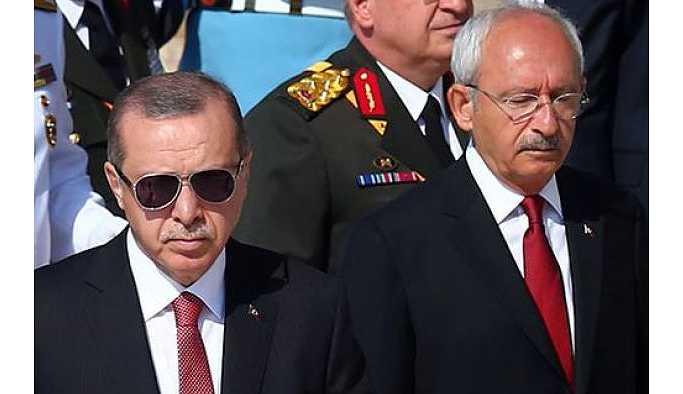 Erdoğan'dan, Kılıçdaroğlu'na 250 bin liralık manevi tazminat davası
