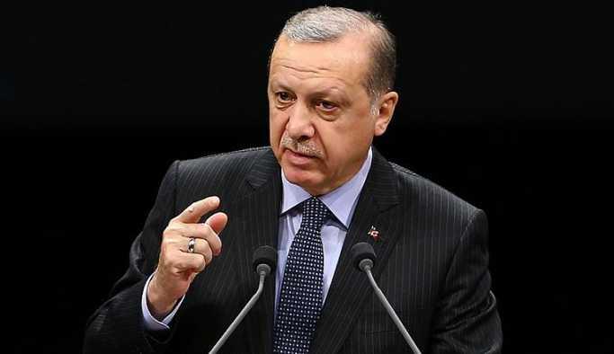 Erdoğan, istifa eden başkanı yeniden atadı