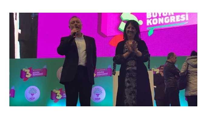 Pervin Buldan ve Sezai Temelli HDP Eş Genel Başkanı seçildi