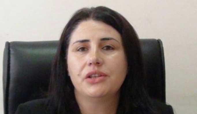 HDP'li eski vekil Şafak Özanlı tutuklandı