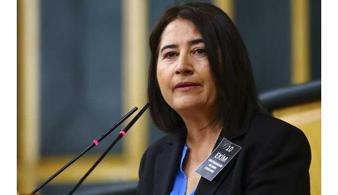 HDP'li Serpil Kemalbay açlık grevine başladı