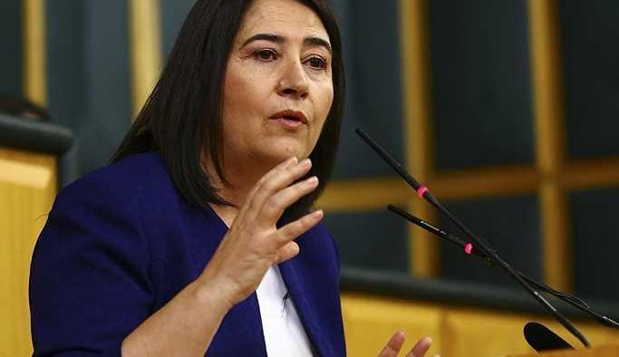 HDP PM Üyesi Serpil Kemalbay gözaltına alındı