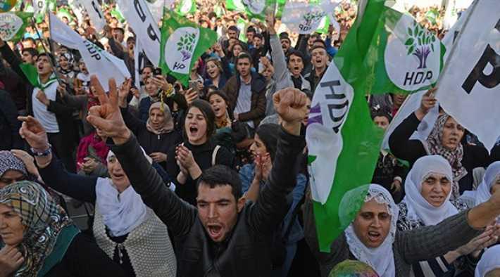 HDP MYK'de görev dağılımları belirlendi