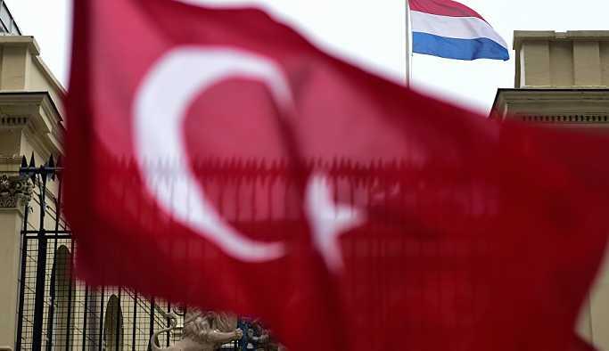 Hollanda, Türkiye'deki büyükelçisini resmi olarak geri çektiğini açıkladı