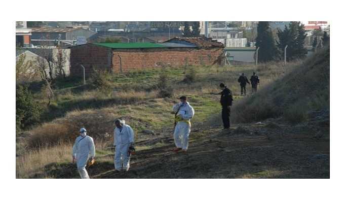 İzmir'in göbeğinde 219 kat radyasyon ölçüldü