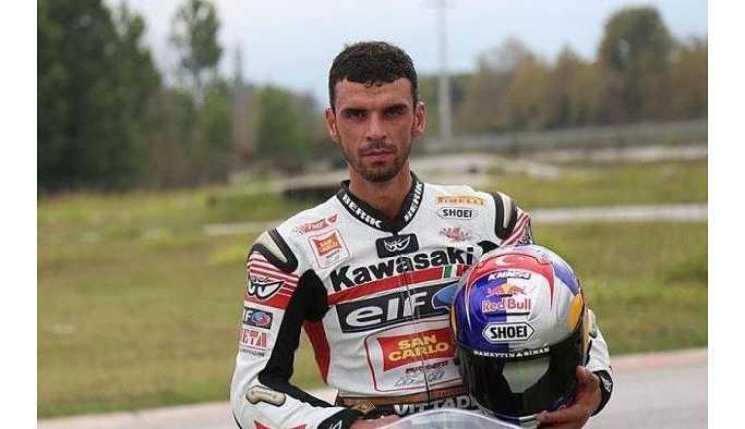 Kenan Sofuoğlu 257 kilometre hızla kaza yaptı