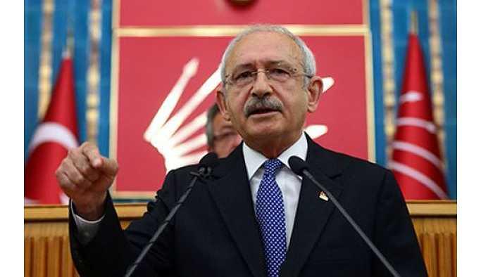 Kılıçdaroğlu; ''Adayımızı açıklasak lime lime ederler'