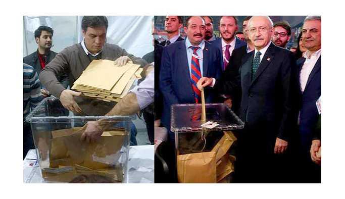 Kılıçdaroğlu'nun belirlediği 9 kişi PM'de kendine yer bulamadı