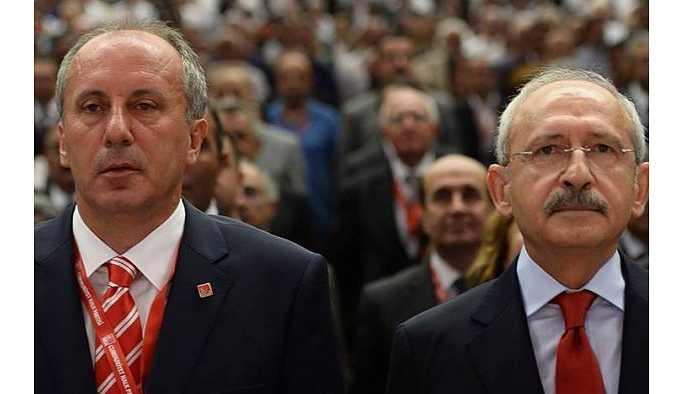 Kılıçdaroğlu rakibi Muharrem İnce'ye ilişkin ilk kez konuştu.