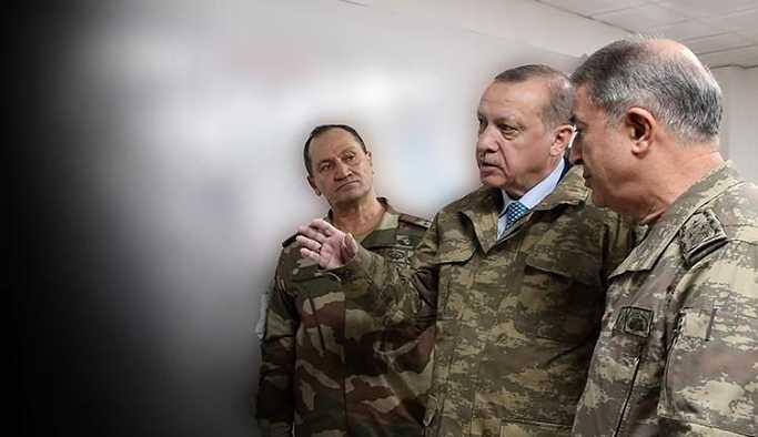 Meclis'e Afrin dilekçesi: Erdoğan'a mareşal unvanı verilsin