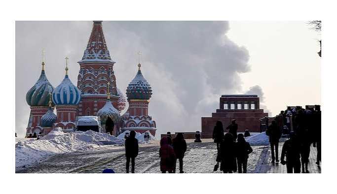 Moskova'daki elçiliklere 'beyaz toz' içeren zarflar gönderildi