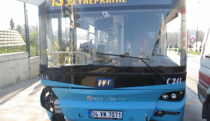 Otobüslerde kara kutu dönemi