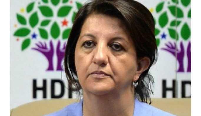Pervin Buldan'dan 'AKP-HDP ittifakı' iddiasına yanıt