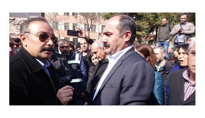 Polis müdüründen HDP milletvekiline: Burası muz cumhuriyeti değil
