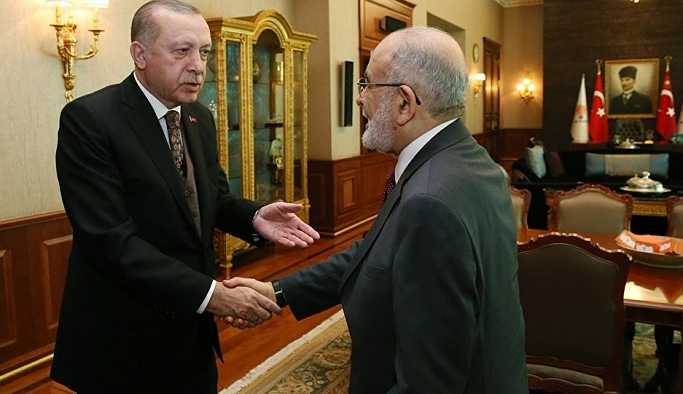 Saadet Partisi Genel Başkanı Karamollaoğlu,  ittifak kapısını kapadı