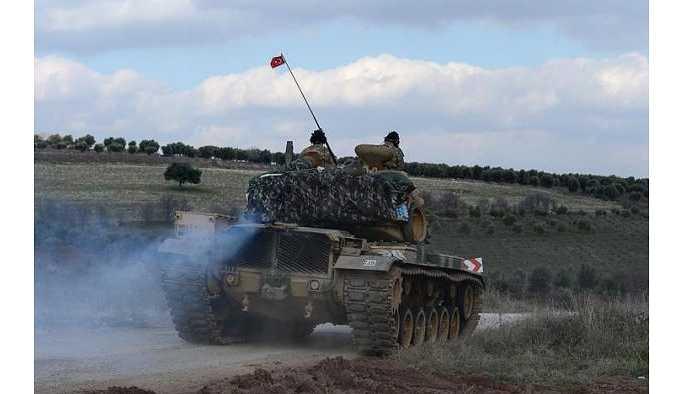 TSK, Afrin'de 3 askerin hayatını kaybettiğini açıkladı