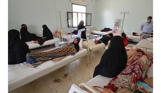 Yemen'de difteri salgını: 62 ölü