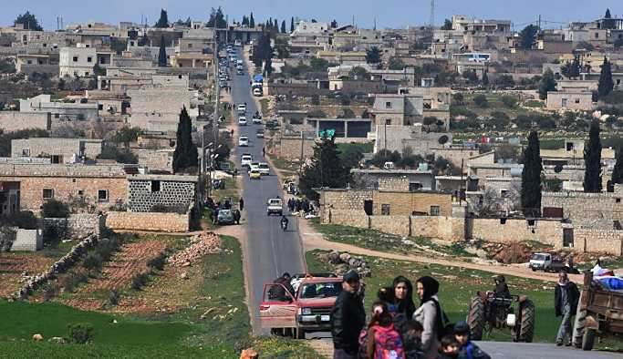 """""""Afrin, Hatay'a bağlanacak"""" iddiası"""
