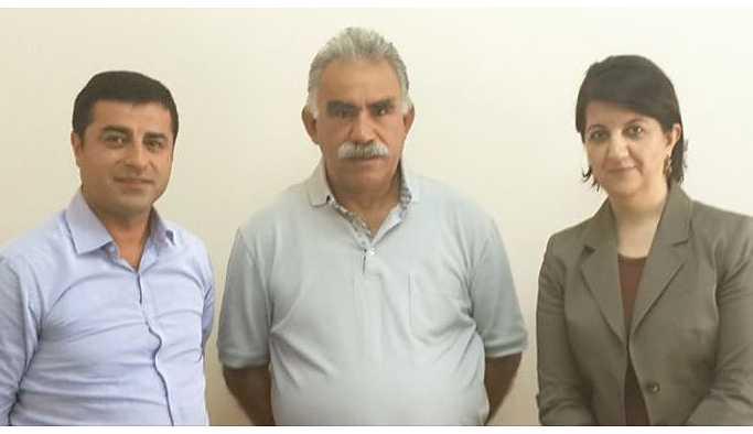 AKP'li eski vekil, Öcalan'ın mektubunu getiren Bakan'ın adını açıkladı