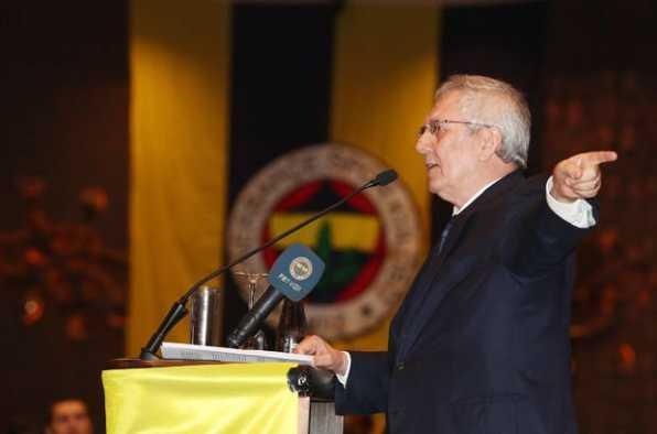 Aziz Yıldırım, Fenerbahçe başkanlığına adaylığıyla ilgili konuştu
