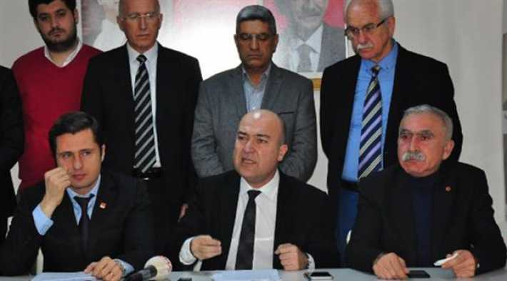 CHP'li Murat Bakan, hükümete seslendi