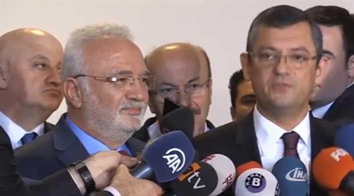 """CHP'den AKP'ye """"seçim güvenliği"""" raporu"""