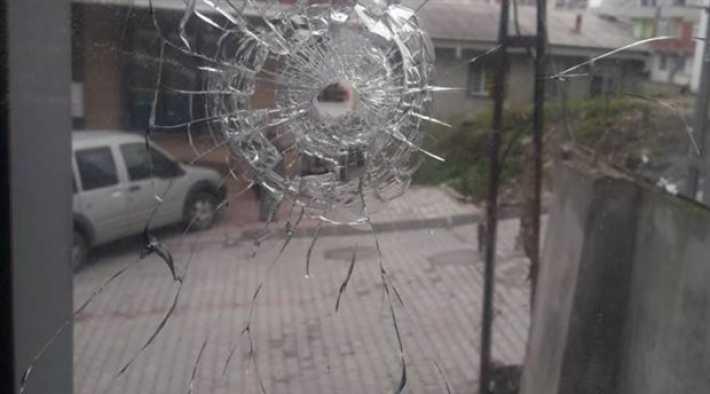 DBP Başakşehir İlçe Örgütü binasına silahlı saldırı