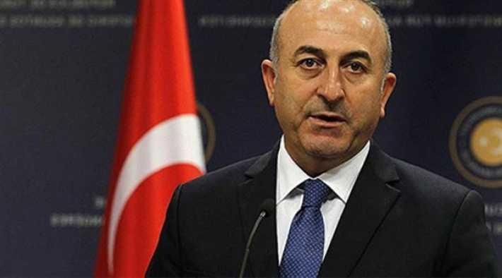 Dışişleri BakanıMevlüt Çavuşoğlu ABD ile Münbiç ve Fırat'ın doğusu için mutabık kaldık
