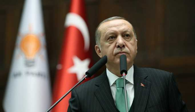 Erdoğan'dan Saadet'e: Güle güle!
