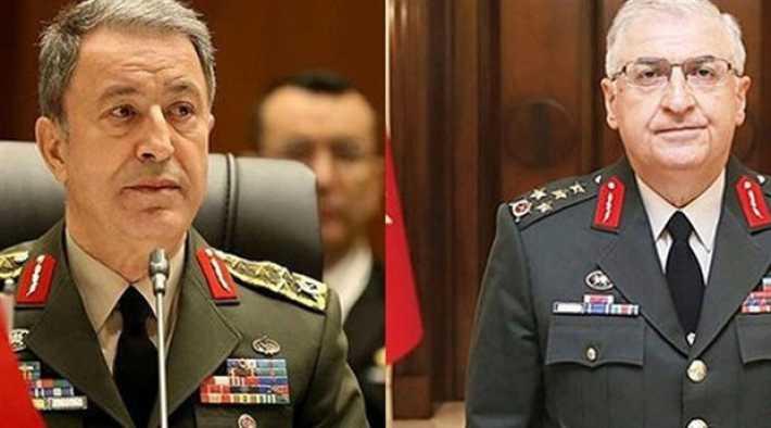 Genelkurmay Başkanı Akar, 9 kritik soruyu yanıtladı