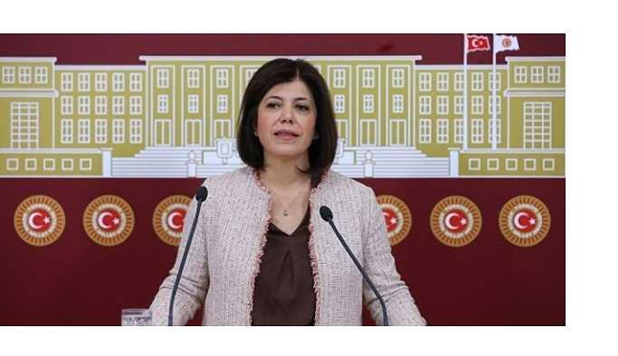 HDP'li Beştaş: Ensarioğlu'nun Kürtler adına konuşma hakkı yok