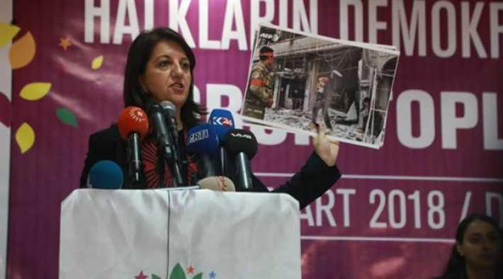 HDP Eş Genel Başkanı Buldan Suriye Açıklaması