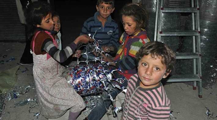 IŞİD zulmünden geriye kalanlar: Binlerce çocuk ölüme terk edildi