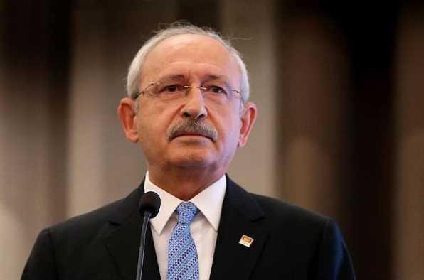 Kılıçdaroğlu'ndan İstiklal Marşı'nın kabulünün 97. yılı mesajı