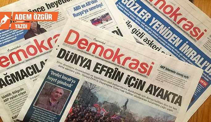 Kürt gazeteciliği susar mı sanıyorsunuz?