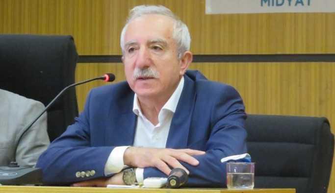 Miroğlu: Suriye'de olanların, Kürt halkının çıkarlarıyla...