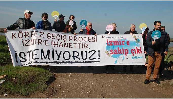 'Rant odaklı proje'ye karşı mücadeleye devam
