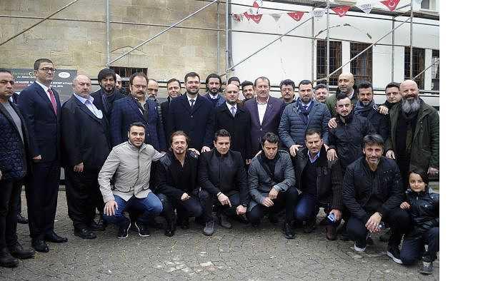 Saray'da yer bulamayanlar Afrin sırasında