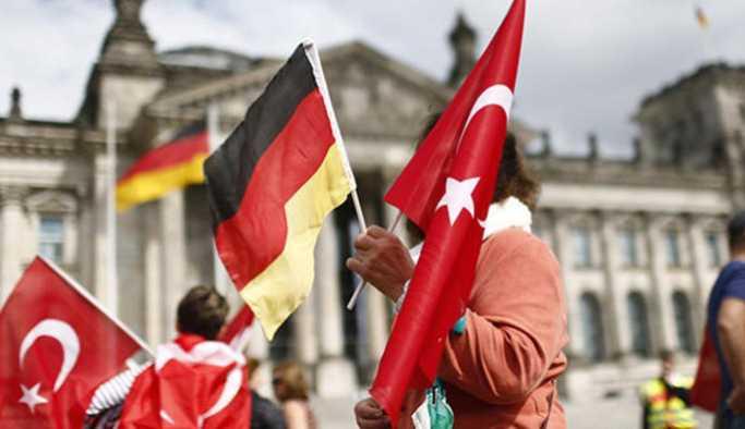 Türkiye Almanya Büyükelçisi'ne nota verdi
