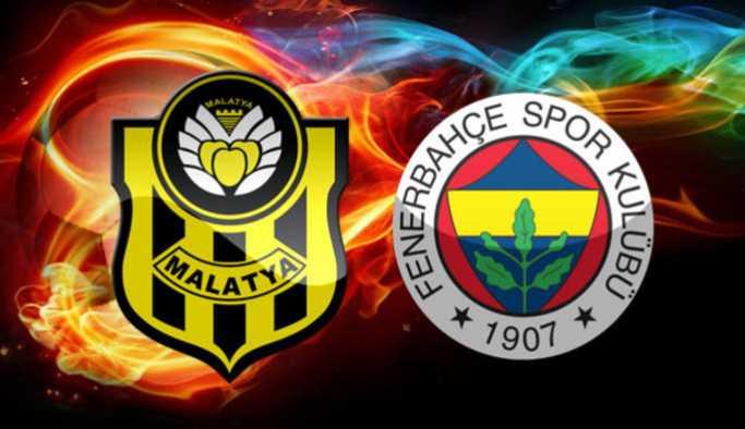Yeni Malatyaspor Fenerbahçe maçı ne zaman saat kaçta hangi kanalda